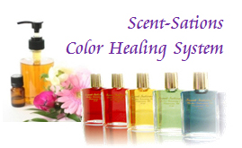Scent-Sation Color Therapy